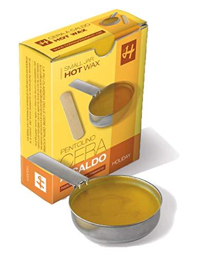 Holiday Hot Wax C / Pan 120gr