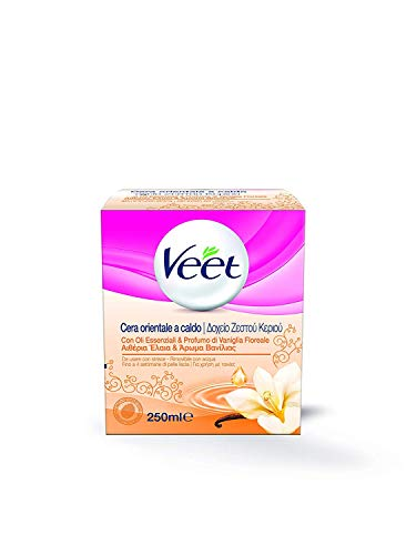 Aceites esenciales de cera Veet Oriental, 250 ml