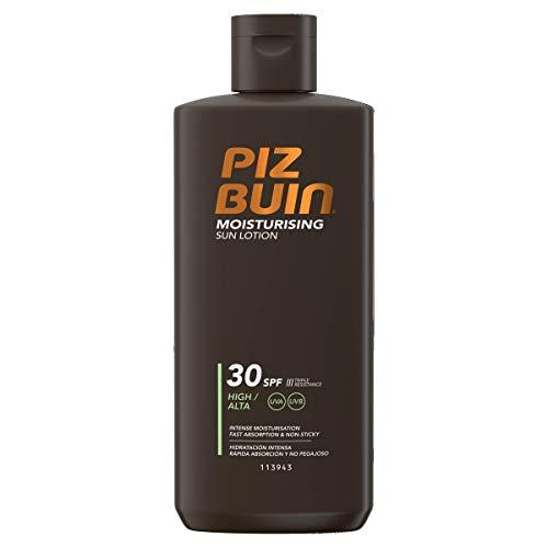 Piz Buin In Protector solar hidratante con SPF 30, alto - 200 ml