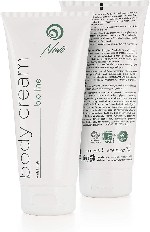 Nuvo 'Snail Slime Body Cream