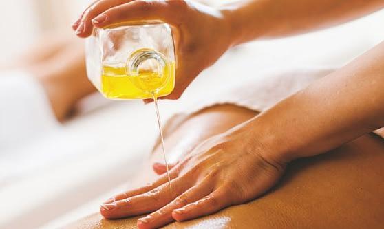 Beneficios del aceite corporal