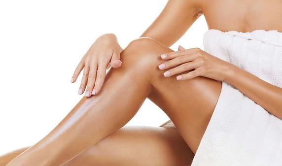 Propiedades del aceite corporal