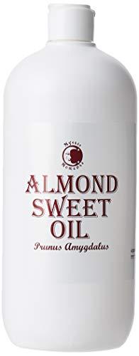 Mystic Moments, aceite de almendra dulce, 1 litro, 100% puro