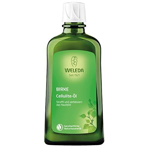 Aceite de celulitis de abedul Weleda - 200 ml.