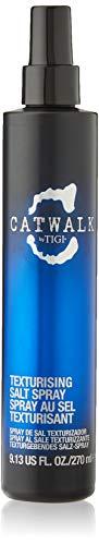TIGI Catwalk Spray de sal texturizante para texturas desordenadas y ondas de playa
