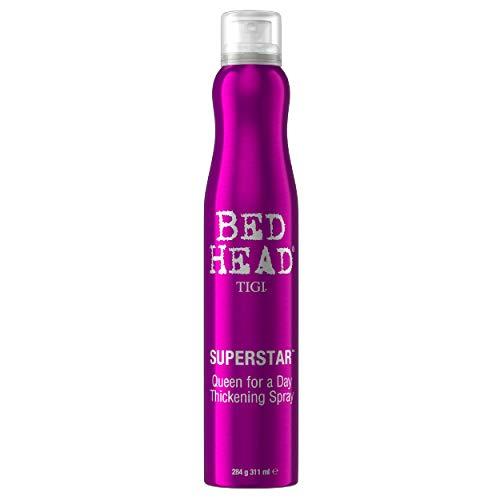 TIGI Bed Head Superstar Queen por un día Mousse spray espesando, en volumen