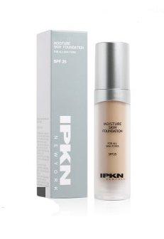 Ipkn Moisture Skin Foundation 35 ml núm.  13 Beige claro