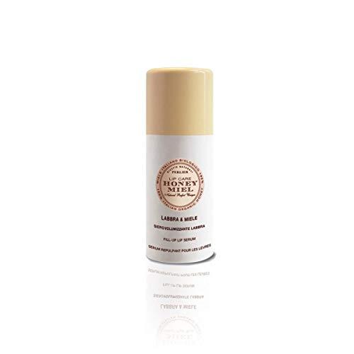 Perlio Honey Miel Serum Maquillaje y brillo para los labios - 15 gr