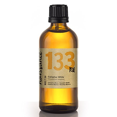 Aceite de alcanfor Naissance - 100% aceite esencial puro - 100 ml