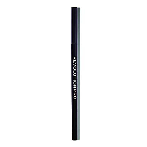 Revolution Pro Microblading Precision: lápiz de cejas, color: marrón medio