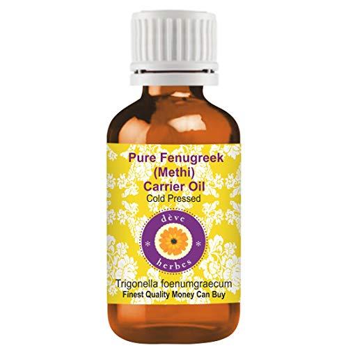 Aceite portador Deve Hierbas puro (alholva meth) 30 ml 100% natural y sin diluir
