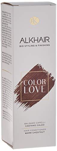 Acondicionador orgánico de pelo marrón cálido 200 ml - Alkemilla