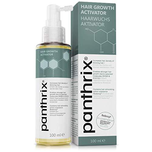 Activador del crecimiento del cabello - INGREDIENTE ACTIVO GANADOR DEL PREMIO - Spray de 100 ml - Crecimiento del cabello más rápido para mujeres y hombres - Tratamiento eficaz del cabello ...