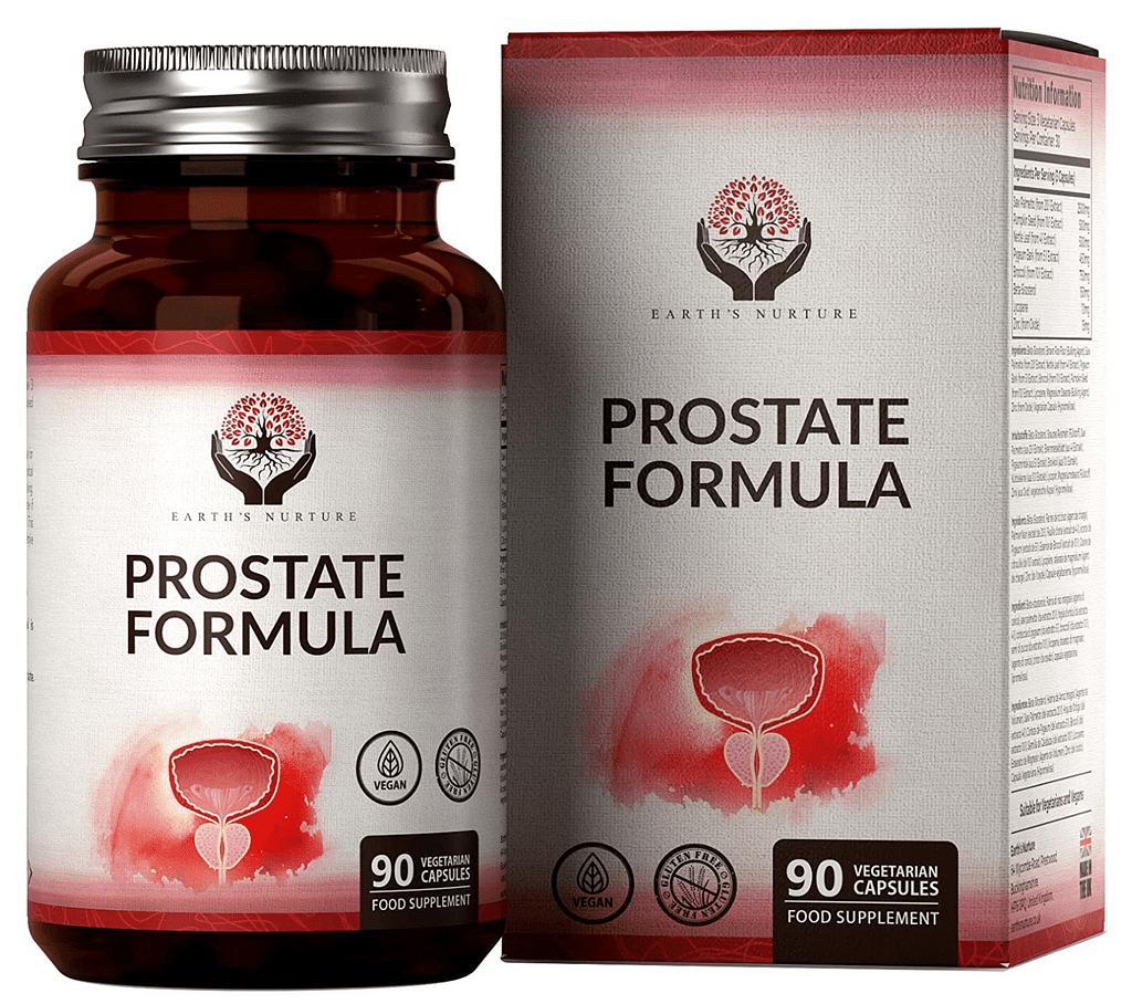 Aquí tiene la solución natural que ofrece la fórmula de la próstata