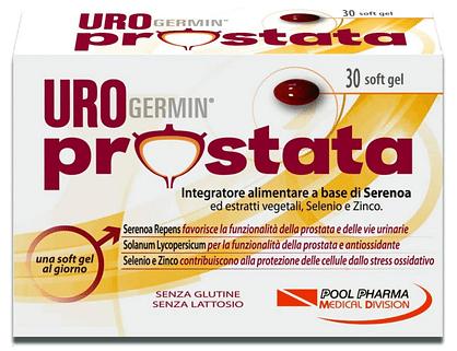 Urogermin Próstata es uno de los productos más conocidos para problemas de próstata