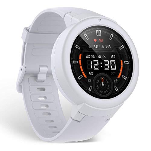 Reloj inteligente Amazfit Virgen Lite 1.3 'AMOLED, GPS integrado, IP68 impermeable, control de música, monitorización del sueño, hombres, mujeres ...