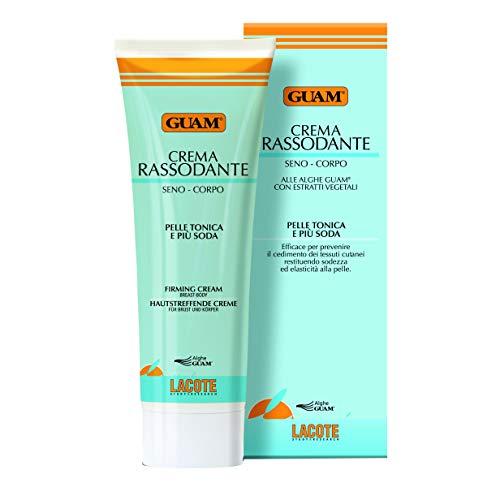 Crema corporal reafirmante de pecho Guam - 250 ml
