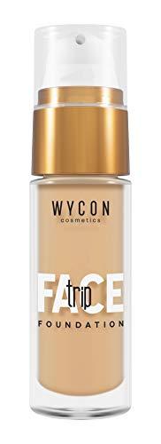WYCON cosméticos FUNDACIÓN FACE TRIP 06 BEIGE MEDIO