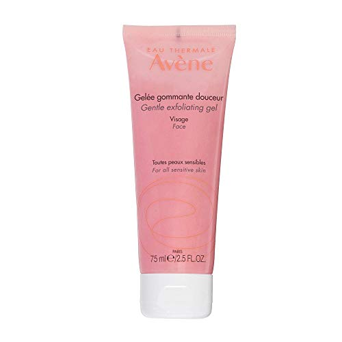 Gel exfoliante facial suave Avene - 75 ml