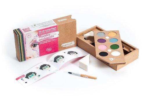 Namak - Kit de maquillaje orgánico para niños - Kit de 8 colores encantados
