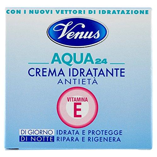 Venus - Crema hidratante anti-envejecimiento Aqua 24-50 ml