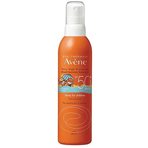 Avene Solare Baby Spray de leche SPF 50-200 ml