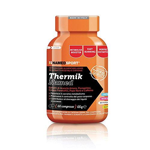 Thermik - Named - Complemento alimenticio basado en extractos de plantas y cafeína