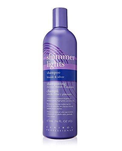 Champú Shimmer Lights, rubio y blanco de 473 ml