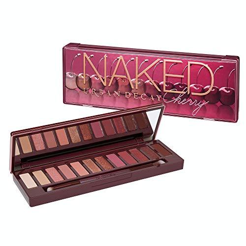 Urban Decay Naked Cherry, paleta de sombras de ojos