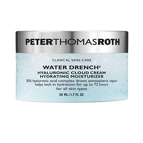 Tapón tapón para los oídos, hidratante, hidratante y cremoso Peter Thomas Roth, 4 centímetros, negro (negro)
