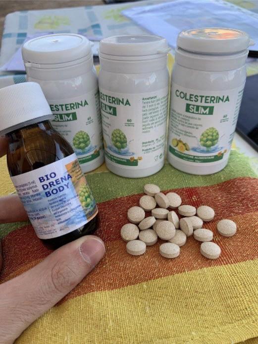 Oferta Cholesterina Bio Drena Body