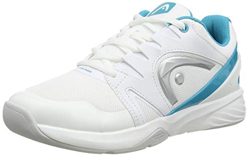 Head Sprint Team 2.5 Carpet - Zapatos de tenis femenino, 9 UK