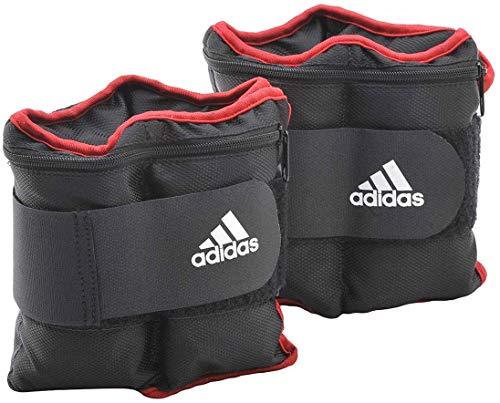 Pesos ajustables en el tobillo / muñeca adidas: 1 kg