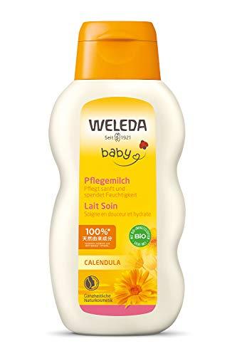 WELEDA Crema fluida de caléndula infantil - 200 ml.