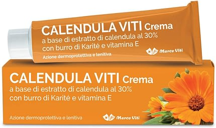 Marco Viti Crema de caléndula para pieles irritadas y cascadas