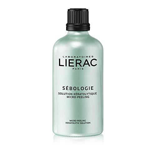 Solución queratolítica facial anti-imperfección purificando Lierac Sebologie, para pieles combinadas en grasas, formato de 100 ml