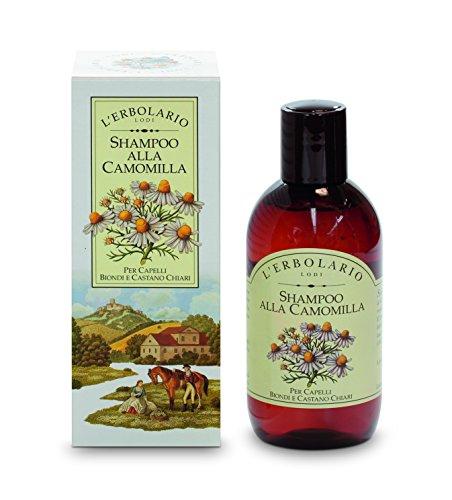 Champú El Erbolario Camomilla - 200 ml