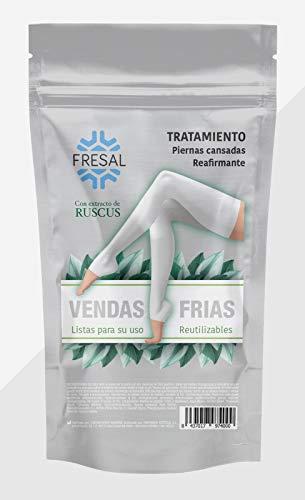 Calcetines impregnados de líquido frío (PAR), blancos