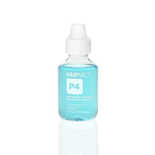 HAIRMED - Loción para el cuero cabelludo con hiperhidrosis P4 - Suero protector para el pelo y la piel - 100 ml