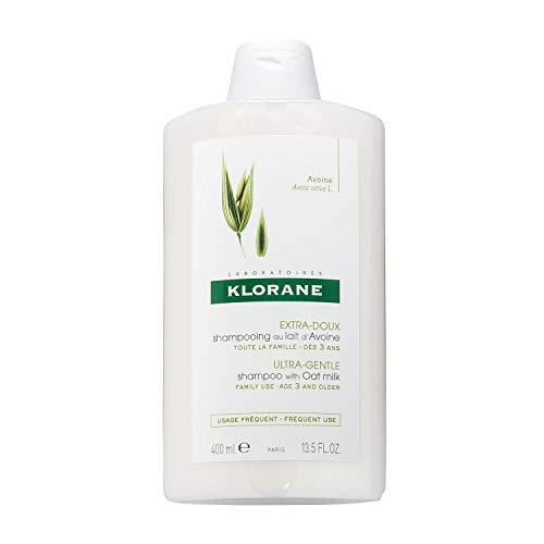Champú de leche de avena Klorane - 400 ML