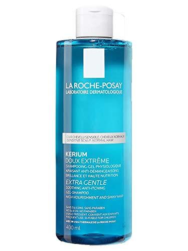 La Roche Posay Kerium Champú en gel fisiológico extrema dulzura - 400 ml