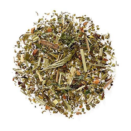 Tiene orgánico Detox Schlanker - Té de hojas orgánicas para adelgazar - Infusiones diuréticas y drenantes - Té para adelgazar 200g