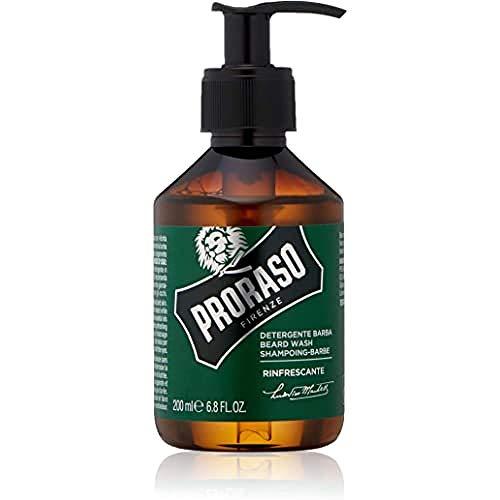 Champú limpiador proraso para refrescar la línea Green Beard - 1pc