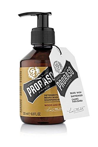 Limpiador de barba proraso, 200 ml