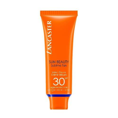Crema facial aterciopelada Lancaster Sun Beauty SPF 30 50 ml