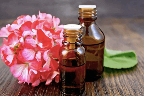 Aceite de geranio