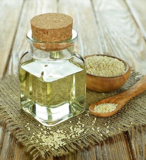 Aceite de semilla de sésamo