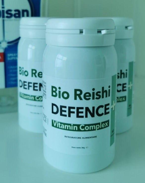 Bio Reishi Defense + reseña