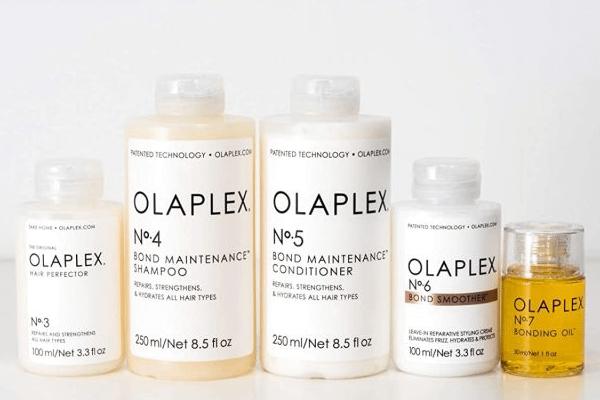 Tratamiento del cabello Olaplex