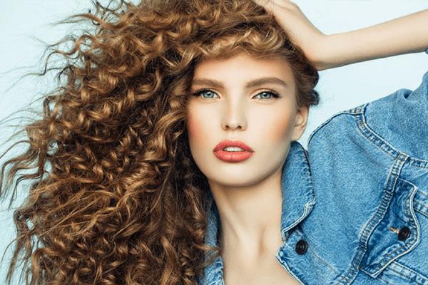 Cómo hacer el pelo rizado -
